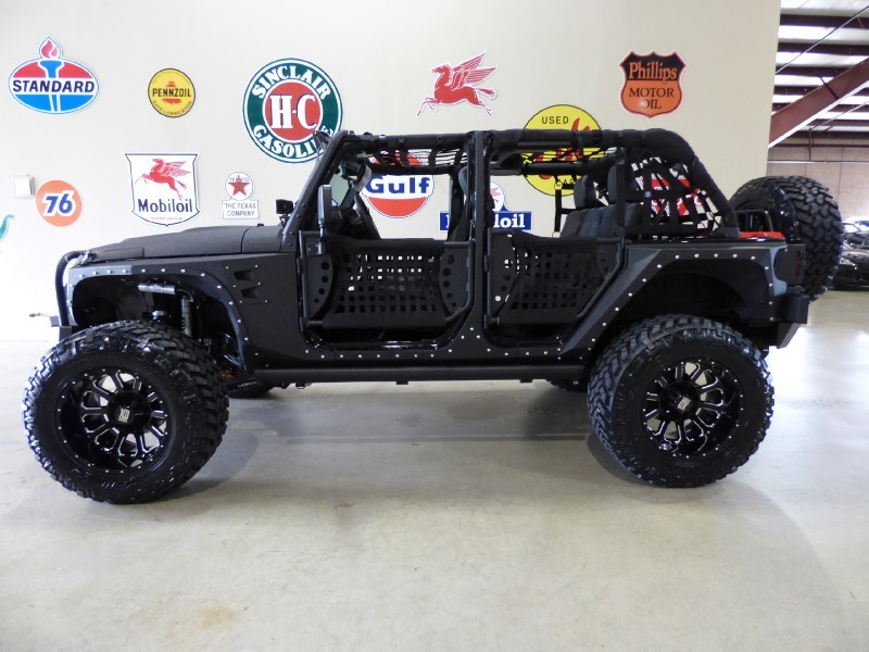 Jeep Connectivity Group >> 2015 Jeep Sahara Unlimited - PDM Conversions